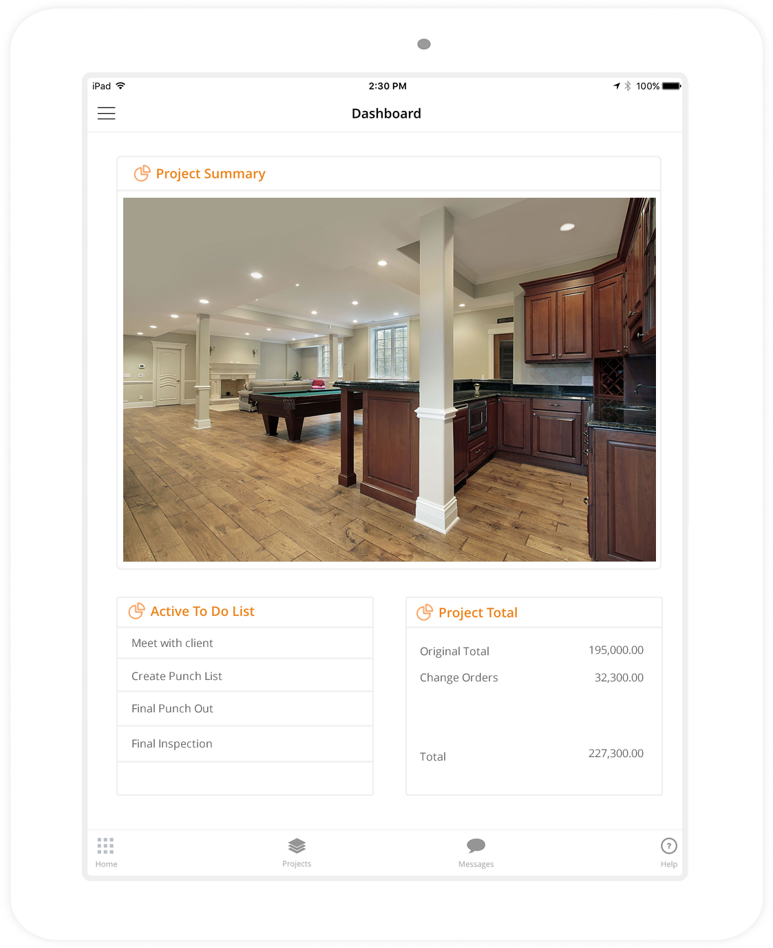 Remodeling Software