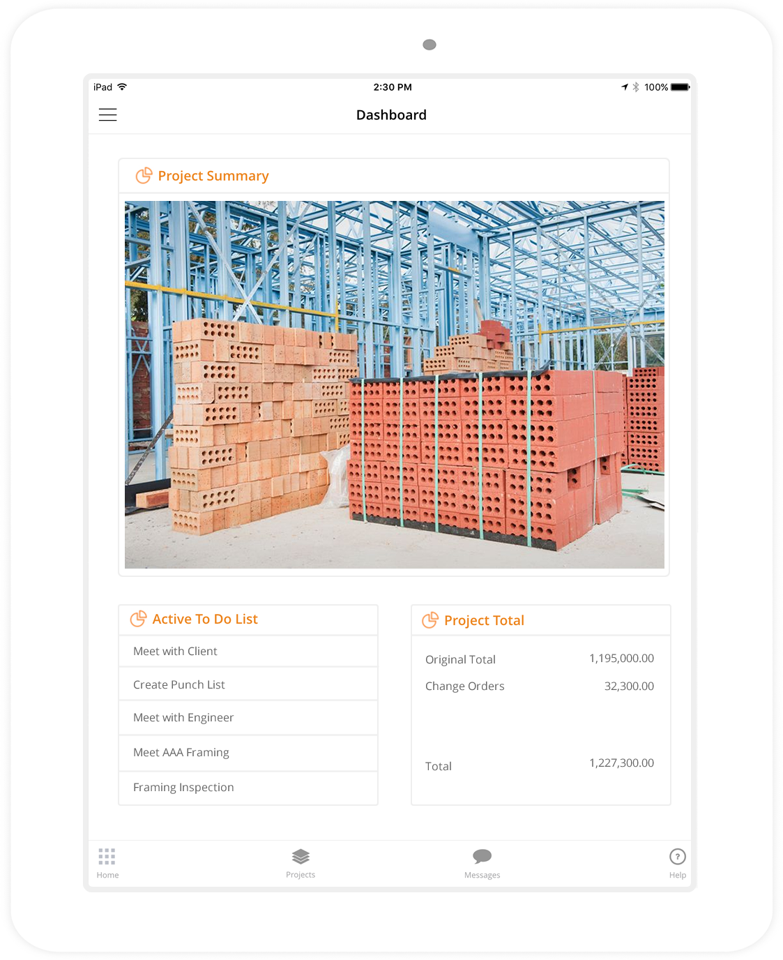 Commercial Contractor Software